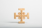Jerusalem Cross Small